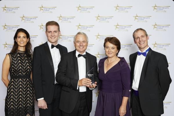International Legal Team of the Year (large firm)
