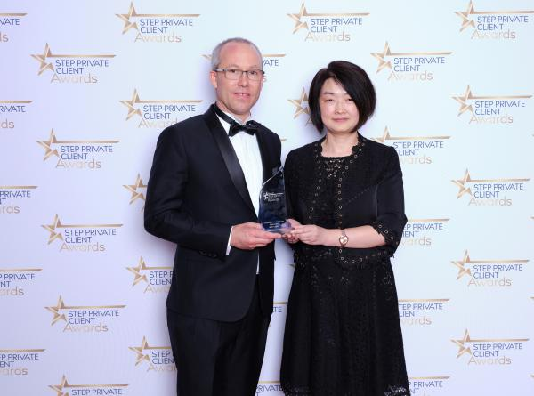 Accountancy midsize firm winner 2019